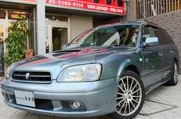 Subaru Leone Touring Wagon 1999