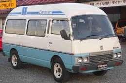 Nissan Caravan Van 1986
