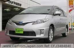 Toyota Estima Hybrid 2014