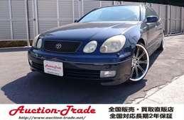 Toyota Aristo 1997