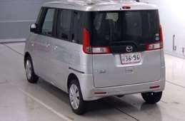 Mazda Flair Wagon 2014