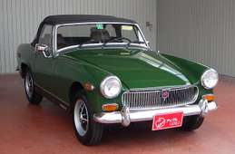 MG Midget 1980