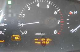 Toyota Celsior 2004