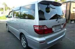 Toyota Alphard V 2005