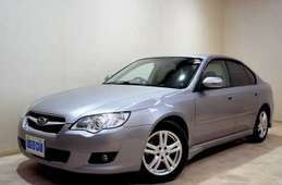 Subaru Legacy B4 2007