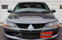 Mitsubishi Lancer Evolution VIII 2004