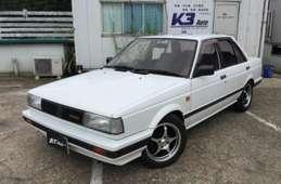 Nissan Sunny 1986