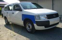 Toyota Probox Van 2013