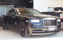 Rolls-Royce Rolls-Royce Others 2014