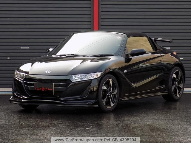 Used HONDA S660 2019/Nov 417 in good condition for sale