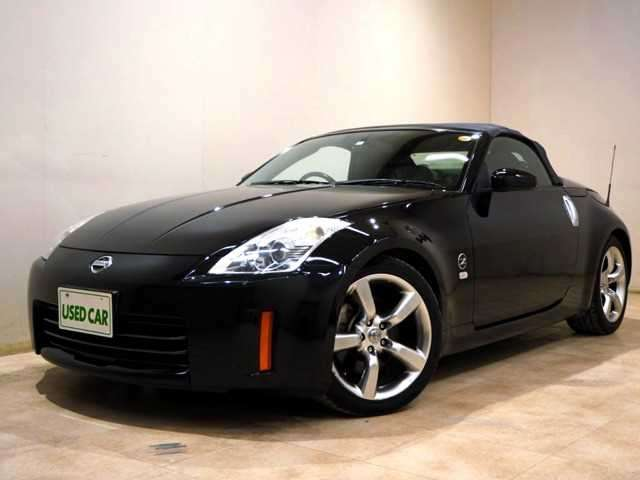 Nissan Fairlady Z >> Used Nissan Fairlady Z 2006 Feb Hz33 320275 In Good Condition For Sale