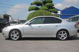 Subaru Legacy B4 2005