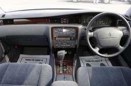 Toyota Crown Hardtop 1996