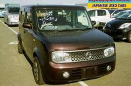 Nissan Cube Cubic 2008