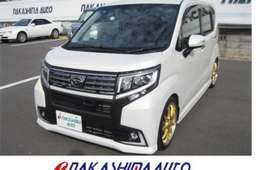 Daihatsu Move Custom 2015