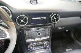 Mercedes-Benz SLC-Class 2016
