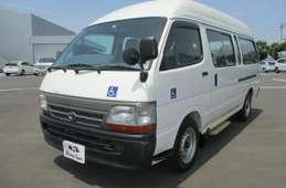 Toyota Hiace Commuter 2002