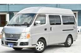 Nissan Caravan Van 2007