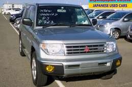 Mitsubishi Pajero iO 1998