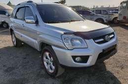 Kia Motors Sportage 2010