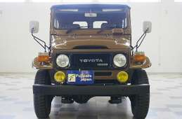 Toyota Land Cruiser 1982