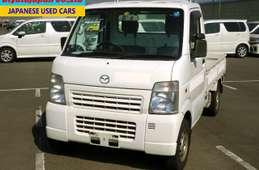 Mazda Scrum Truck 2012
