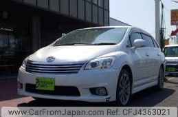 Toyota Mark X Zio 2013