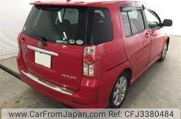 Toyota Raum 2007
