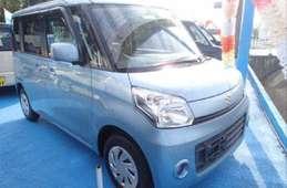 Suzuki Spacia 2014