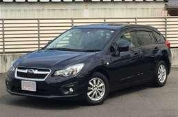 Subaru Impreza Sportswagon 2014