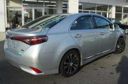 Toyota SAI 2016