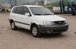 Kia Motors X-Trek 2004