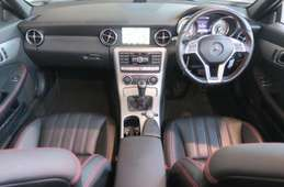 Mercedes-Benz SLK 2014
