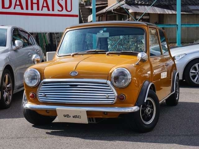 Used Rover Mini 1991sep Saxxnnambbd022189 In Good Condition For