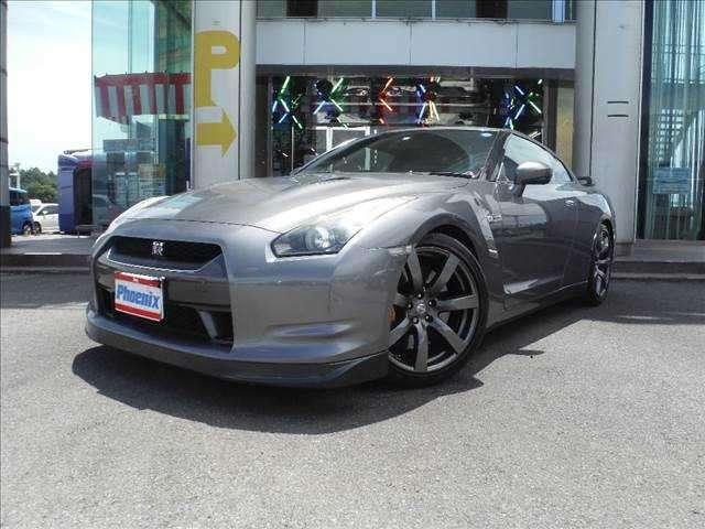 used nissan nissan gt r 2008 feb r35 002 in good condition for sale car from japan. Black Bedroom Furniture Sets. Home Design Ideas