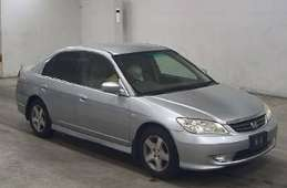 Honda Civic Ferio 2004