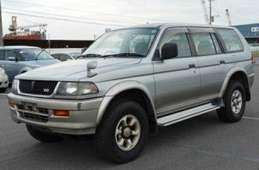 Mitsubishi Challenger 1997