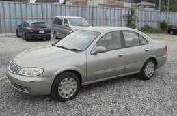 Nissan Bluebird Sylphy 2004