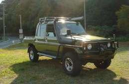 Toyota Landcruiser 70 2000