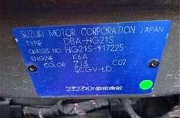 Suzuki Cervo 2007