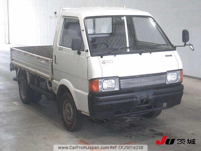 Used MAZDA BONGO VAN 1988 251039 in good condition for sale