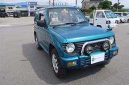 Mitsubishi Pajero Mini 1996