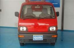 Mitsubishi Minicab Truck 1994