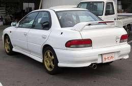 Subaru Impreza STI 1998