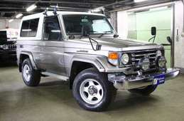 Toyota Landcruiser 70 2001