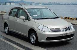 Nissan Tiida Latio 2006