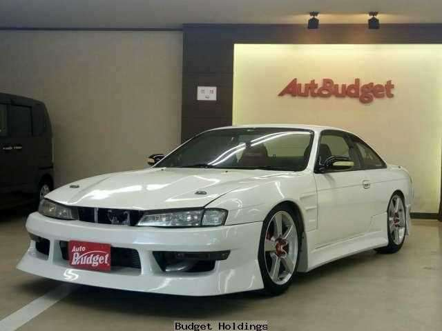 Used Nissan Silvia 1997 Feb S14 141910 In Good Condition For Sale