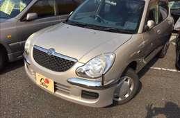 Toyota Duet 2002
