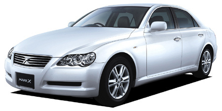 Toyota Mark X Japanese Vehicle Specifications Car From