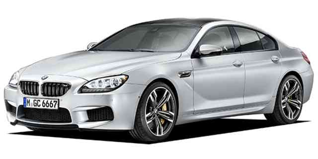 BMW M6 GRAN COUPE COMPETITION PACKAGE 2016